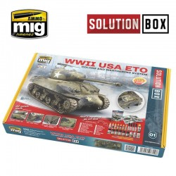 WW II AMERICAN ETO SOLUTION...