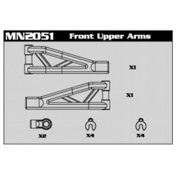 MN2051 Front Upper Arms