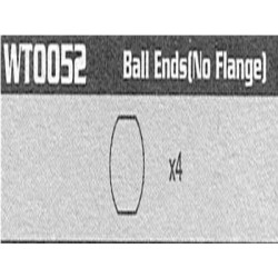 WT0052 Ball Ends (No...