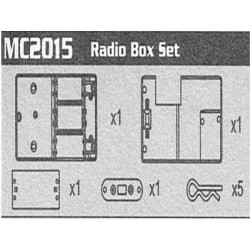 MC2015 Radio Box Set Raptor