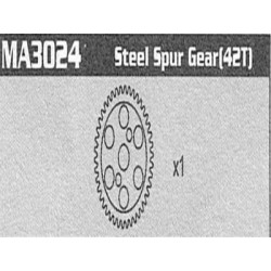 MA3024 Steel Spur Gear...