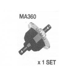 MA360 Differential Set AM10SC