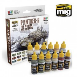 PANTHER G COLORS for...