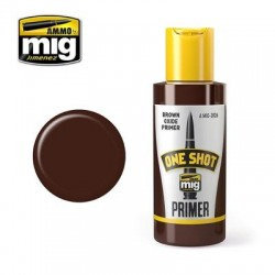 ONE SHOT PRIMER - BROWN...
