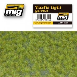 TURFTS LIGHT GREEN